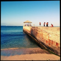 Photo taken at Waikiki Beach Walls by Mark S. on 2/8/2013