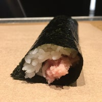 Photo prise au KazuNori: The Original Hand Roll Bar par Mark S. le8/21/2017