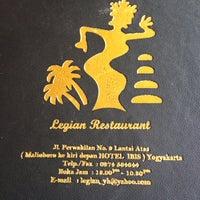 Photo taken at Legian Garden Restaurant by Riska on 10/13/2013