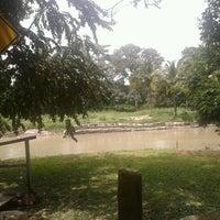 Photo taken at Balneario Las Mendozas by Jose D. on 10/18/2012