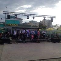 Photo taken at Bagno Zara by Ermanno C. on 5/25/2014