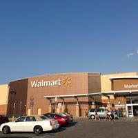 Photo taken at Walmart Supercenter by Dione M. G. on 8/21/2013