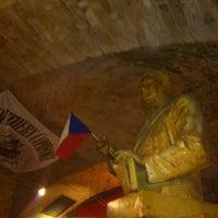 Photo taken at KGB by Miroslav K. on 10/13/2012