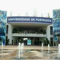 Photo taken at UNIFOR - Universidade de Fortaleza by Zac F. on 11/1/2012