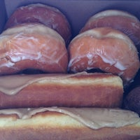 Photo taken at Delight Donuts by Kristina B. on 6/29/2013