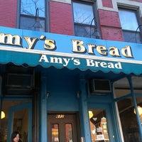 Foto tomada en Amy's Bread por Mike F. el 4/6/2013