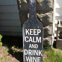 Photo taken at Mattebella Vineyards by Mike F. on 5/27/2013
