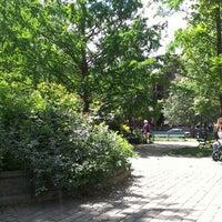 Photo taken at Van Vorst Park by Mike F. on 5/26/2013