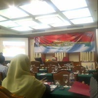 Photo taken at Hotel Bidakara Jakarta by Firman S. on 11/28/2012