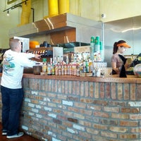 Photo taken at Lime Fresh Grill by William R. on 10/8/2012