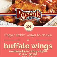 Photo taken at Rascals Food & Fun by Rascals Food & Fun on 5/25/2016