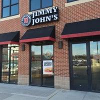 Photo taken at Jimmy John's by Jacob E. on 2/19/2015
