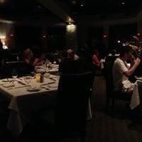 Photo taken at Larsen's Steakhouse by Jacob E. on 3/14/2013