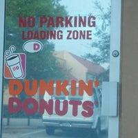 Photo taken at Dunkin' Donuts by Scott W. on 1/7/2013
