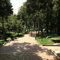 Photo taken at Parque De La Independencia by Luisa G. on 4/13/2013
