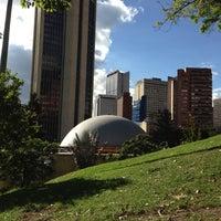 Photo taken at Parque De La Independencia by Luisa G. on 4/16/2013
