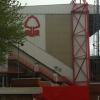 Photo taken at The City Ground by Darren Q. on 5/5/2013