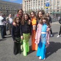 "Photo taken at Танцевальный коллектив ""Popurry"" by Lidochka on 12/8/2012"