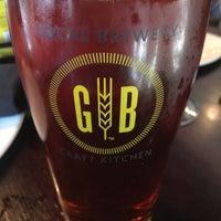 Photo taken at Gordon Biersch Brewery by Todd T. on 10/30/2017