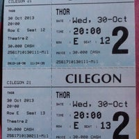 Photo taken at Cilegon 21 by sugi a. on 10/30/2013
