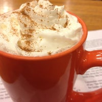 Photo taken at Jackson Avenue Coffeehouse by Lara T. on 10/2/2012