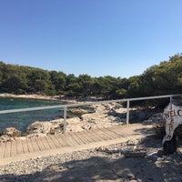 Photo taken at Jerolim Island by Ender C. on 8/30/2017