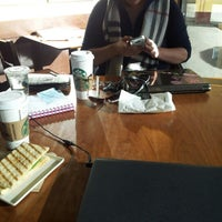 Photo taken at Starbucks by Tara S. on 2/4/2013