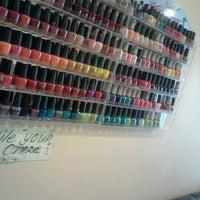 Photo taken at Best Nails Studio by Tara S. on 9/14/2012