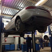 Снимок сделан в Авторолл (сервис VW, AUDI, SEAT, SKODA) пользователем Antonio 2/3/2014