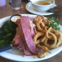 Photo taken at Chompie's Deli by James R. on 9/19/2012