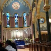 Photo taken at St. Joseph R.C. Church by Nikki G. on 6/14/2013