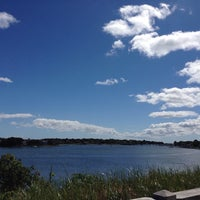 Photo taken at Bass River Golf Course by Keith E. on 8/29/2014