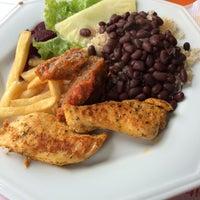 Photo taken at Restaurante Gosto Campeiro by Lucas I. on 4/25/2014