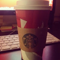 Photo taken at Starbucks by Steph L. on 12/14/2012
