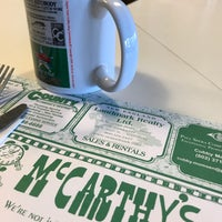 Photo taken at McCarthy's Restaurant by Nick I. on 4/1/2017