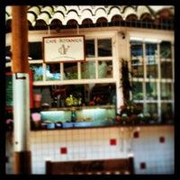 Photo taken at Café Botânica by Sabrina A. on 3/28/2013