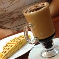 Photo taken at Benedita Cafe by Iasmin on 10/19/2012