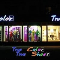 Photo taken at TRUE COLOR-TRUE SHOES by Ренат М. on 2/26/2014