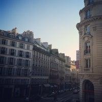 Снимок сделан в Hôtel Pont Royal пользователем Alex C. 6/6/2013