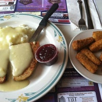 Photo taken at Mays Landing Diner by Trina on 11/1/2012