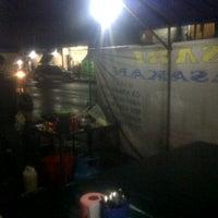 Photo taken at Purnama Sari SeaFood Gardujati by Alexus ♡. on 11/30/2012