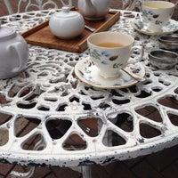 Photo taken at The Lavender Tea House by Simeon K. on 7/20/2014