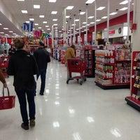 Photo taken at Target by John J. on 12/6/2012