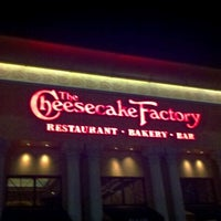 Photo taken at The Cheesecake Factory by Joseph E. on 10/4/2012