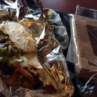 Photo taken at Moe's Southwest Grill by Colin S. on 10/6/2013