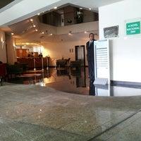 Photo taken at Hotel Nacional Inn by Sergio D. on 5/8/2013