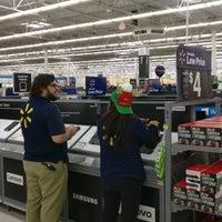 Photo taken at Walmart Supercenter by Zachary on 12/9/2017