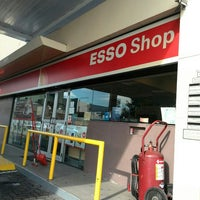 Photo taken at Esso by Lucas E. on 6/13/2015
