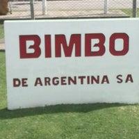 Photo taken at Bimbo Planta Pilar by Lucas E. on 10/13/2016