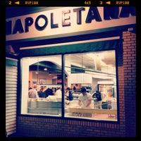 Photo taken at Frank Pepe Pizzeria Napoletana by DJ Disco W. on 1/14/2013